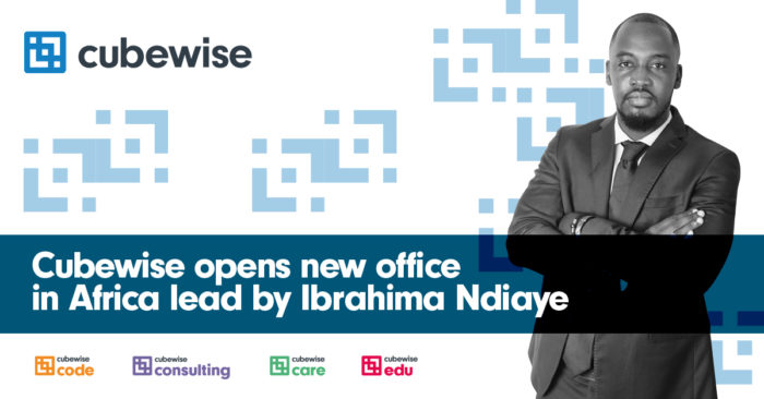 Cubewise opens new office in Africa led by Ibrahima NDIAYE
